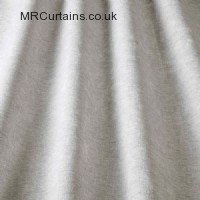 Silver curtain fabric material