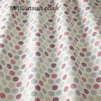 Laurel curtain fabric