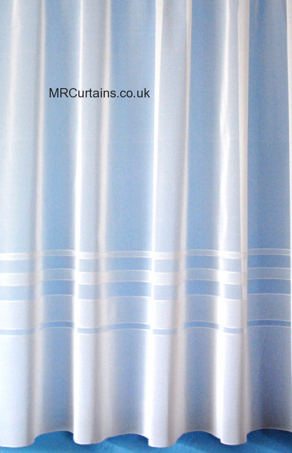Lauren (Net Curtain) by White Angel net curtain from £2.20 ...