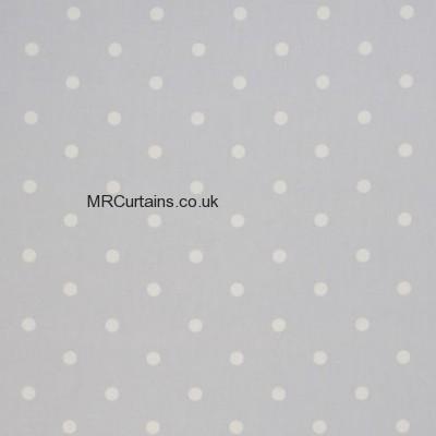 Grey curtain