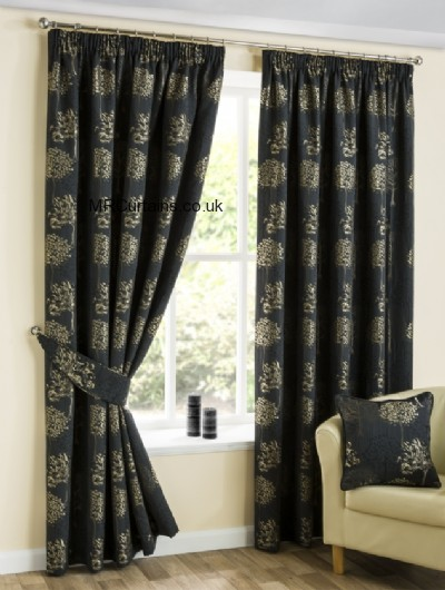 Arden (Pencil Pleat) ready made curtain