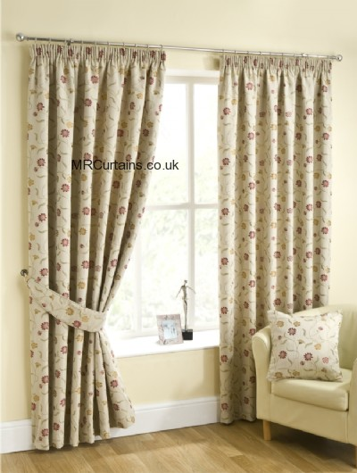 Isla (Pencil Pleat) ready made curtain