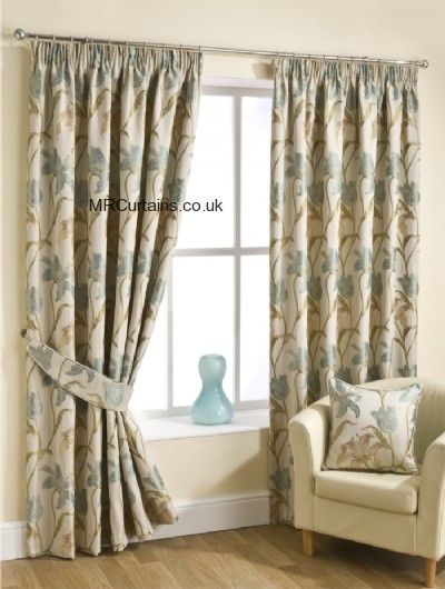 Lily (Pencil Pleat) ready made curtain