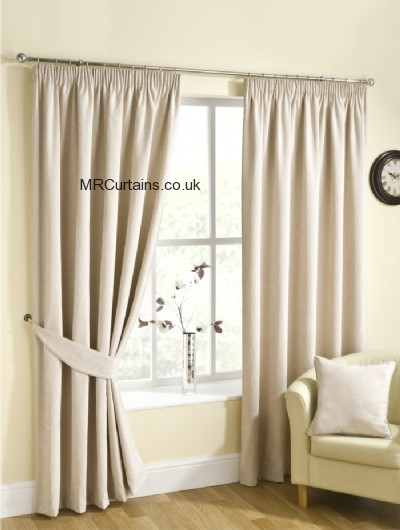 Rico (Pencil Pleat) ready made curtain