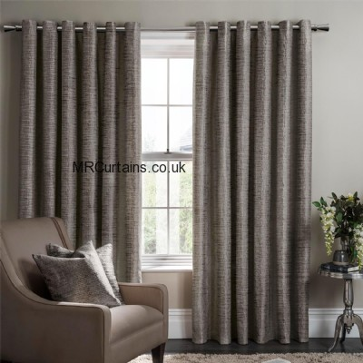 CAMPELLO (Eyelet Heading) ready made curtain