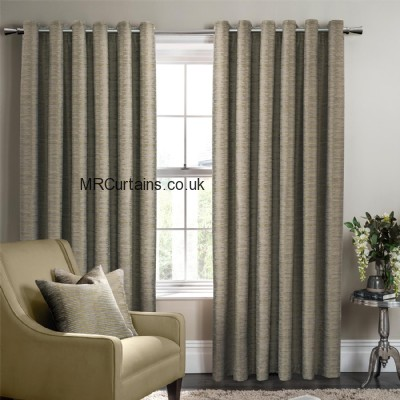Olive curtain