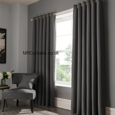 ELBA (Eyelet Heading) ready made curtain