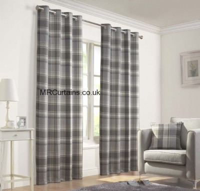 Inverness (Eyelets) ready made curtain