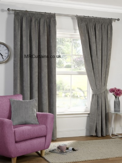 Harper (Pencil Pleat) ready made curtain