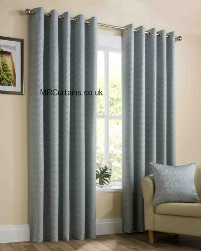 Lyon Eyelet Heading ready made curtain