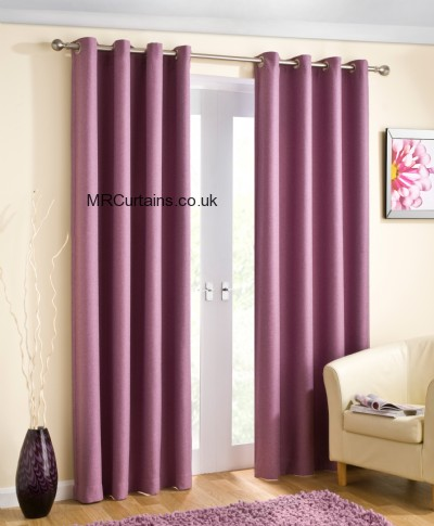 Heather curtain