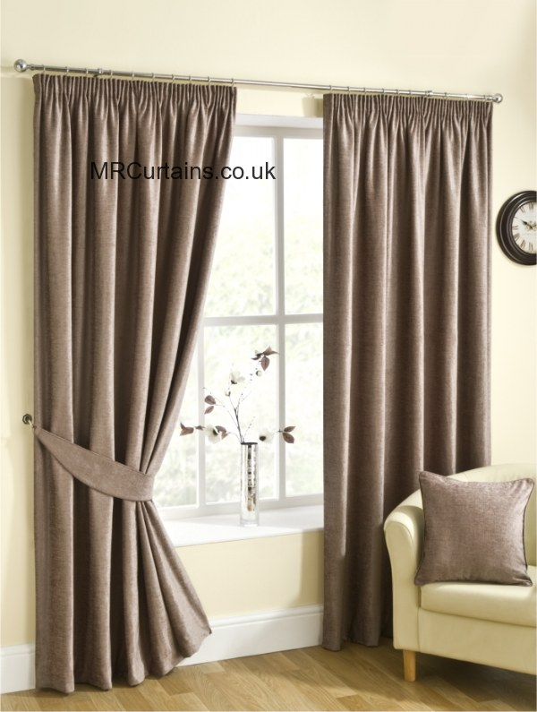 Design Studio By Belfield Rico Pencil Pleat Curtain From