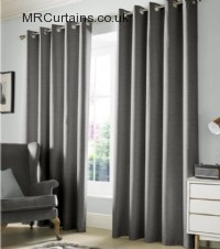 Monaco (Eyelet Heading) ready made curtain