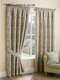 Paloma (3 Inch Pencil Pleat) ready made curtain