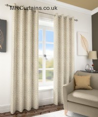 Folia (Eyelet Heading) ready made curtain