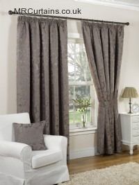Monaco (Pencil Pleat) ready made curtain