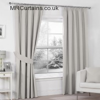 Luna - Blackout (Pencil Pleat) ready made curtain