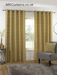 Kelso (Eyelet) ready made curtain