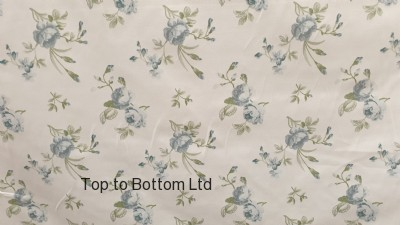 Clarence curtain fabric