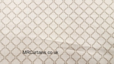 Coastal curtain fabric