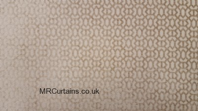 Taupe curtain