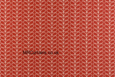 Linear Stem by Orla Kiely curtain fabric