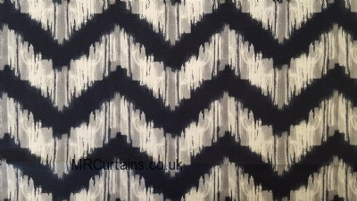 Strider curtain fabric