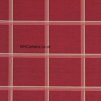 Cromford curtain fabric