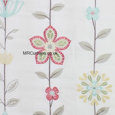 Darcy curtain fabric