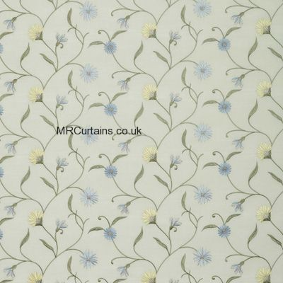 Leanne curtain fabric