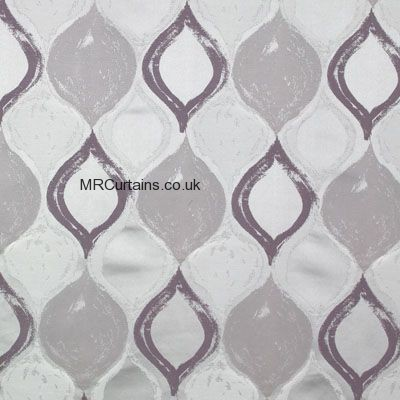 Oasis curtain fabric