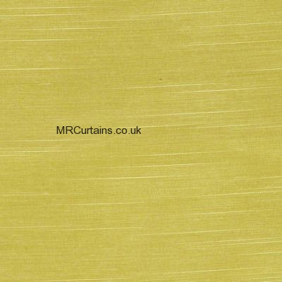Silky curtain fabric