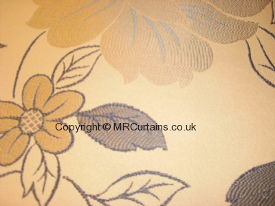 Jamboree curtain fabric