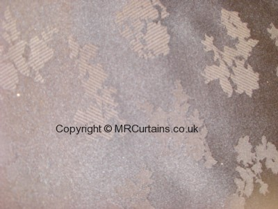 Posy made to measure curtain