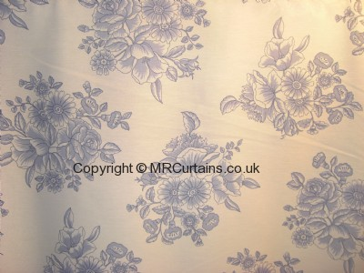 Pastorale curtain fabric