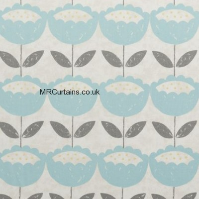Anais curtain fabric