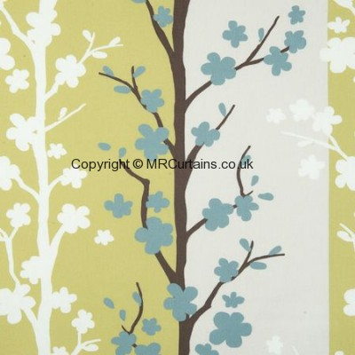 Blomma  curtain fabric