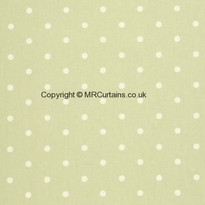 Dotty roman blind