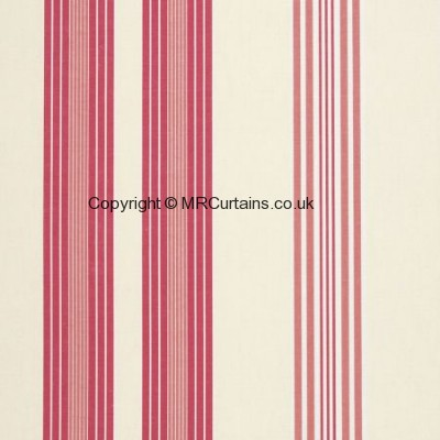 Lula Stripe curtain fabric