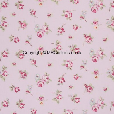 Rosebud made to measure curtain