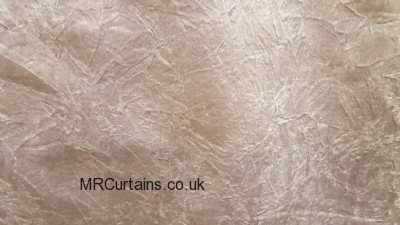 Tejido Crushed Effect Velvet curtain fabric