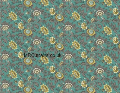 06 (Teal) curtain