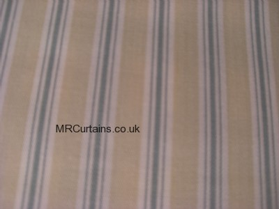 Harbour Blue curtain