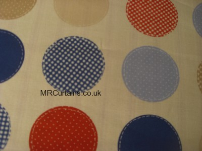 Metro curtain fabric