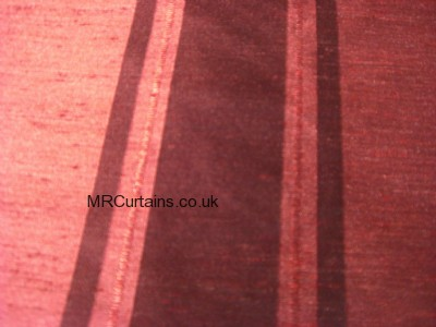 Ruby curtain