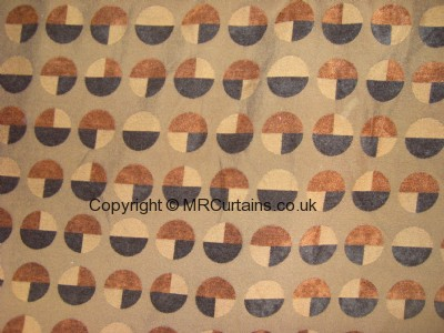 Peasedown curtain fabric