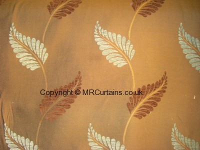 Tiffany made to measure curtain