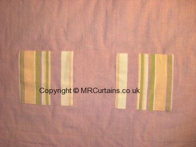 Wicked Patch made to measure curtain
