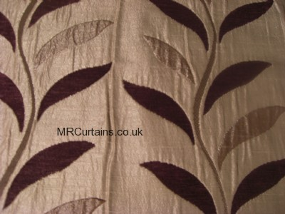 Lucielle curtain fabric
