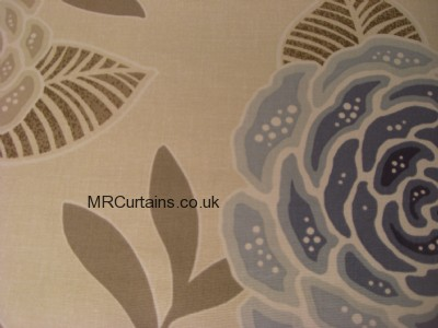 Sumatra curtain fabric